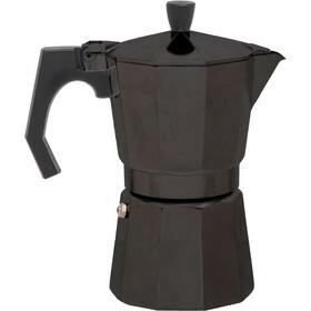 Basic Nature Bellanapoli Espresso Maker 6 Cups, black